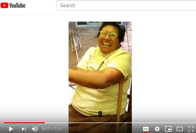 Esther testimonial video